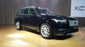 2015 Volvo XC90 front quarter (1) India launch