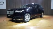 2015 Volvo XC90 front three quarter india launch
