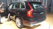 2015 Volvo XC90 rear quarter (1) india launch