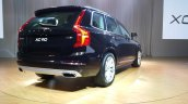 2015 Volvo XC90 rear three quarter india launch