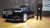 2015 Volvo XC90 with Tomas Ernberg India launch