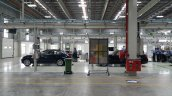 BMW Plant chennai localization update 3 ser assembly line