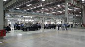 BMW Plant chennai localization update 3 series assembly line