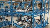 BMW Plant chennai localization update front suspension