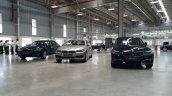 BMW Plant chennai localization update model lineup