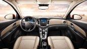 Chevrolet Cruze Classic dashboard