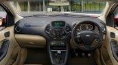 Ford Figo Aspire dashboard press shots