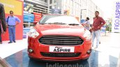 Ford Figo Aspire front fascia from unveiling