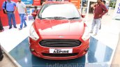 Ford Figo Aspire front view from unveiling