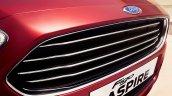 Ford Figo Aspire grille press shots