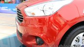 Ford Figo Aspire headlight from unveiling