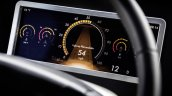Freightliner Inspiration Truck digital instrument cluster press image