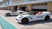 Michelin 125th Anniversary 458 and corvette side(2)