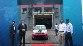 Nissan 500,000th export