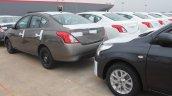 Nissan Sunny export variants