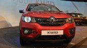Renault Kwid front fascia India unveiling