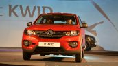 Renault Kwid front from India