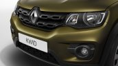 Renault Kwid front grille press image