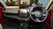 Renault Kwid interior India unveiling
