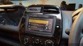 Renault Kwid navigation system India unveiling