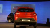 Renault Kwid rear from India