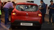Renault Kwid rear indicators India unveiling