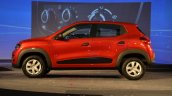 Renault Kwid side view from India