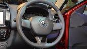Renault Kwid steering India unveiling