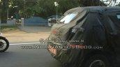 Renault XBA Renault Kayou Chennai taillight spied