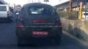 Renault XBA Renault Kayou rear spotted in Chennai
