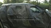 Renault XBA Renault Kayou side Chennai spied