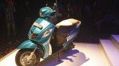 Yamaha Fascino Launch at Mumbai front left quarter
