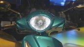 Yamaha Fascino Launch at Mumbai headlight