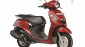 Yamaha Fascino Rouge Red