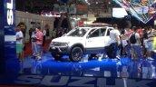 2014 Suzuki Grand Vitara 4Sport front three quarter at the 2014 Sao Paulo Motor show