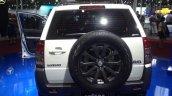 2014 Suzuki Grand Vitara 4Sport rear at the 2014 Sao Paulo Motor show
