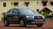 2015 Audi Q3 facelift India