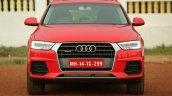 2015 Audi Q3 facelift front India