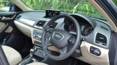 2015 Audi Q3 facelift interior India Review