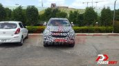 2015 Chevrolet Trailblazer front snapped up close