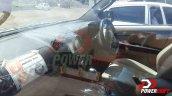 2015 Chevrolet Trailblazer interior snapped up close