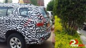 2015 Chevrolet Trailblazer rear end snapped up close