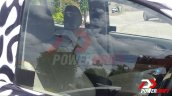 2015 Chevrolet Trailblazer seats snapped up close