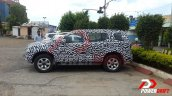 2015 Chevrolet Trailblazer side snapped up close