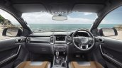 2015 Ford Ranger Wildtrak interior launched in Thailand