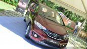 2015 Honda Jazz 1.2 MT petrol India