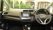 2015 Honda Jazz 1.2 VX MT dashboard India