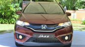 2015 Honda Jazz 1.2 VX MT front fascia India