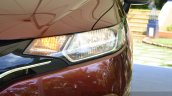 2015 Honda Jazz 1.2 VX MT headlights on India