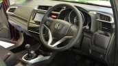 2015 Honda Jazz 1.2 VX MT interior India